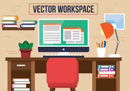 Free Desk Chair Office Chair Free Vector Art 3078 Free Downloads