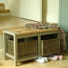 stylish small entryway bench with shoe storage small entryway