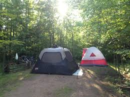 Wisconsin Campgrounds Map by Camping In Wisconsin Public Vs Private Campgrounds The Bobber