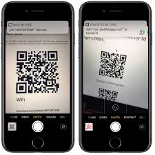 iphone can scan qr codes directly in camera app on ios 11 mac rumors