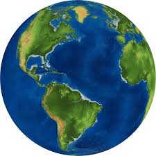 Earth Globe Map World by Clipart 3d Earth Globe