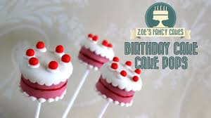 birthday cake pops how to make birthday cake cake pops youtube