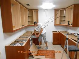 How To Install Cabinets In Kitchen Kitchen Furniture Installingverhead Kitchen Cabinets