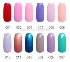 2015 new sale nail polish uv gel color shining color most
