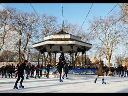 daytime at hyde park winter 2013