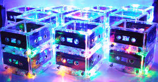 80th Birthday Party Decorations Stupendous 80s Party Favors 70 80th Birthday Party Favors Neon Mix