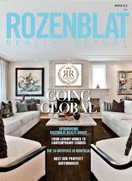 home design group ni rozenblat realty report by britt rozenblat issuu