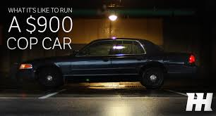 what it u0027s like to own an old cop car