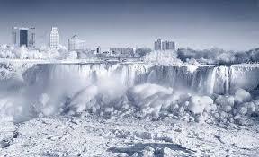 niagara falls frozen solid imgur