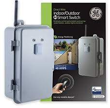 ge outdoor lighting control ge z wave wireless smart lighting and appliance control indoor