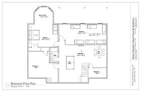 basement floor plans ideas basement floor plans with bar sjsv designs amazing basement