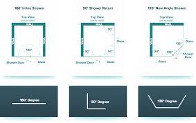 design tips the original frameless shower doors