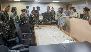 u s philippine airmen join forces for pacific responder 17