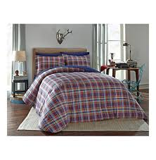 Twin Plaid Bedding by Upc 766195309013 Tommy Hilfiger Stanford Plaid Comforter Set