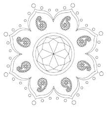 rakhi coloring pages 25 rangoli designs with dots to try in 2015