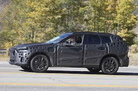 2018 volvo xc60 prototype shows some of its interior autoevolution
