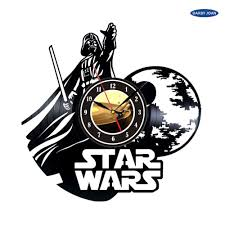 Star Wars Home Decorations by Online Get Cheap Star Wars Clocks Aliexpress Com Alibaba Group