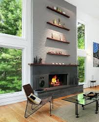 shelves above fireplace design idea for above a fireplace stack the shelves fireplace warming shelf crossword