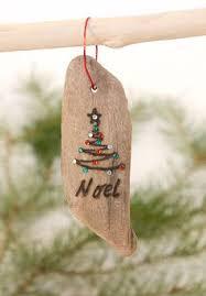 handpainted driftwood santa etsy