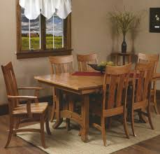 Amish Dining Room Furniture Amish Dining Room Chairs Best Gallery Of Tables Furniture