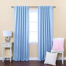 Best Blackout Curtains For Day Sleepers Blue Curtains