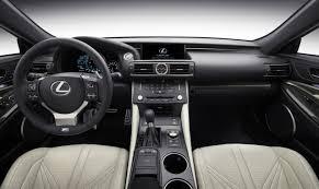 lexus performance coupe lexus rc f high performance coupe revealed lexus enthusiast