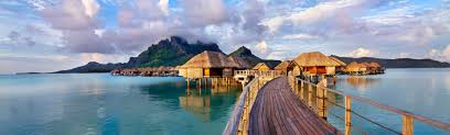 overwater bungalows fiji tahiti maldives travel associates
