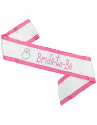 personalized sashes personalized bachelorette party sashes to be sash