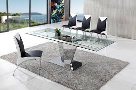glass top dining table set 4 chairs glass top dining table online spurinteractive com