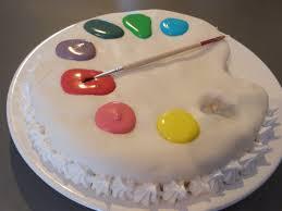 cuisiner des gateaux gâteau palette de peinture qui aime cuisiner aime mangerqui aime