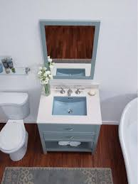 30 Inch Vanity Base 052730f21 In Ocean Gray By Ronbow In Raleigh Nc Newcastle 30