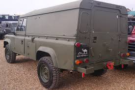 land rover mod land rover defender 110 hard top lhd