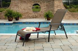 Oasis Outdoor Patio Furniture Garden Oasis Ss I 139nel Harrison Sling Lounge Sears Outlet