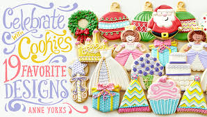 Decorated Christmas Tree Cookies by Decorated Christmas Tree Cookies