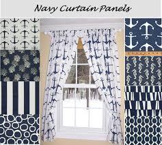 nautical curtainsnavy curtainsblue curtains sailing ocean
