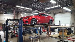 lexus rc f rc f added to the family lexus enthusiast