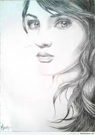 pencil sketch of a hollywood celebrity desipainters com