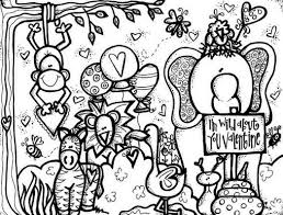 free printable valentine coloring pages for toddler 511198