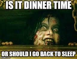 Evil Dead Meme - evil dead girl memes imgflip