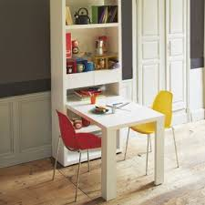 table meuble cuisine meuble de cuisine avec table integree homewreckr co