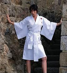 robe de chambre japonaise homme cadeau noël 2011 yukata japonais poches dans les manches