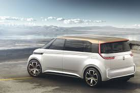 volkswagen concept van interior volkswagen u0027s electric bus concept is a groovy far out vision for