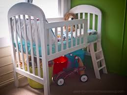Cribs That Convert To Toddler Bed Excellent Transform Your Crib Into A Loft Toddler Bed Simple