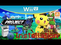 how to install project m how to install project m on smash wiiu fully explained youtube