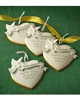 amazing deal on personalized memorial ornaments in memory of