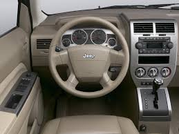 jeep interior jeep compass 2007 picture 6 of 10
