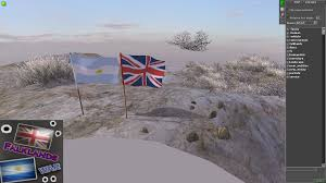 Position Of Flags Flags Image The Second Falklands Malvinas Conflict Mod For