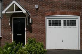 Traffic Doors Classic Up And Over Garage Doors In Bridgend And Newport
