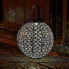 decorative outdoor solar lights old fashioned decorative garden solar lights illustration