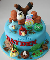 cupcake marvelous angry bird cake toppers uk angrybird cakes
